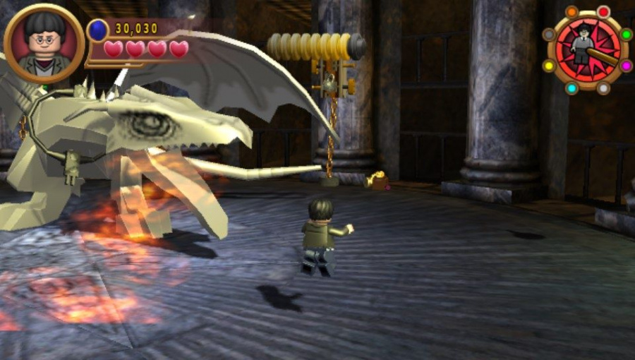LEGO Harry Potter: Years 5-7 Review - Screenshot 3 of 4