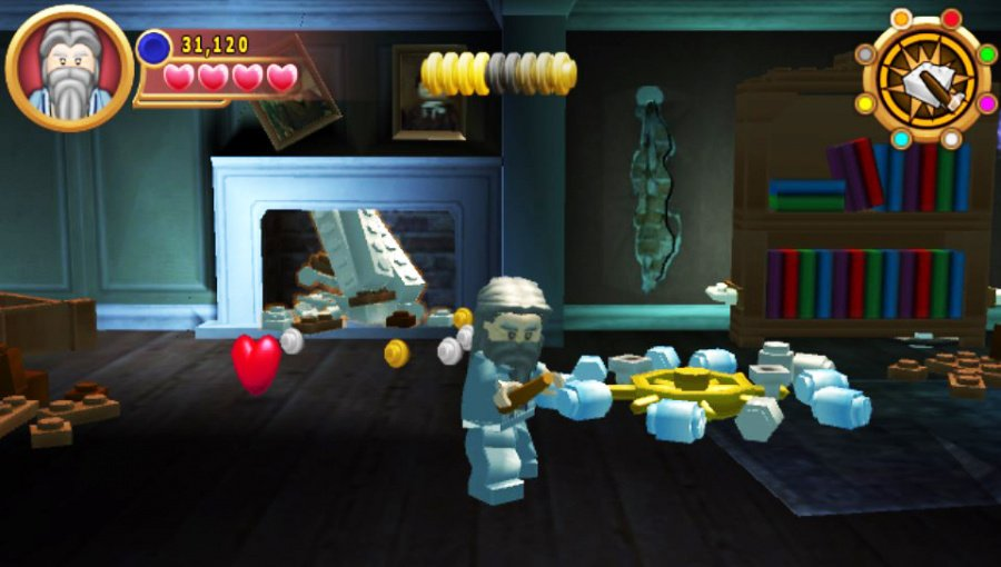 LEGO Harry Potter: Years 5-7 Review - Screenshot 1 of 4
