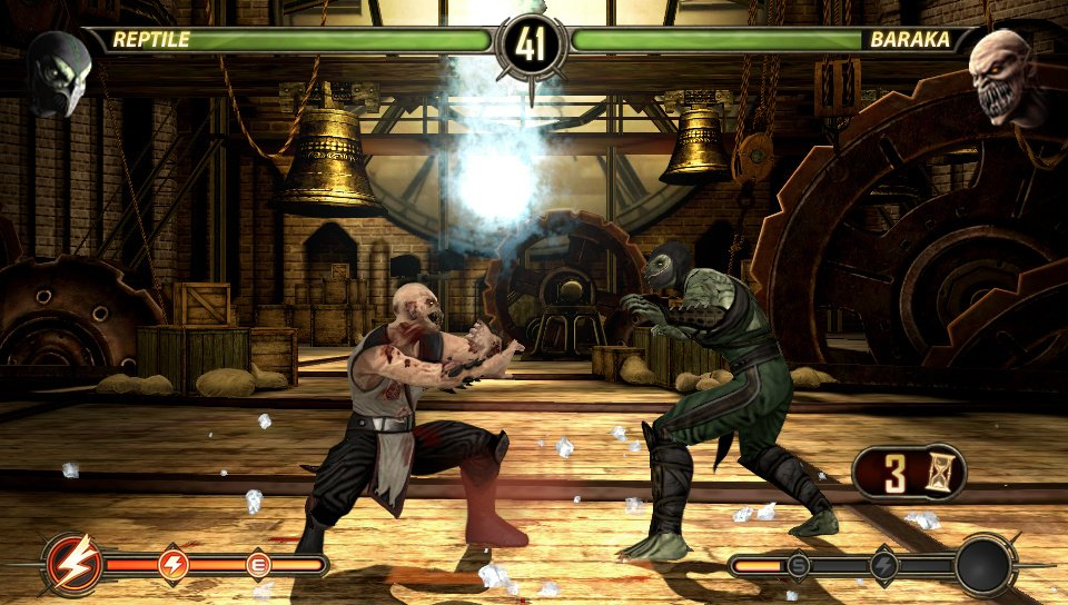 Mortal Kombat Review (PS Vita)   Push Square