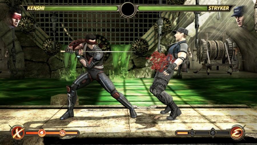Mortal Kombat Review - Screenshot 1 of 3