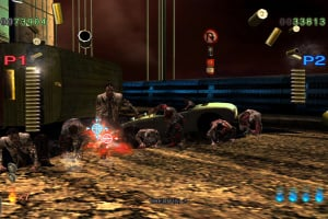House of the Dead 4 Screenshot