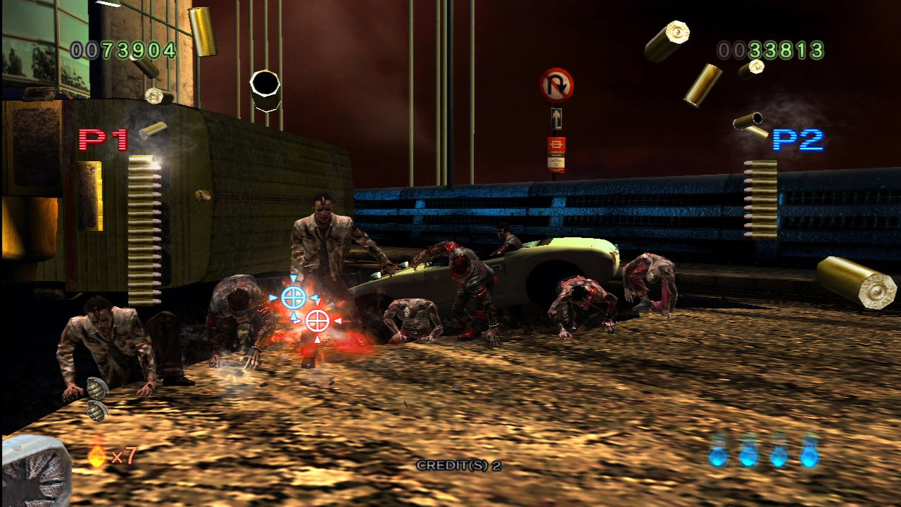 House of the Dead 4 Review (PS3)   Push Square