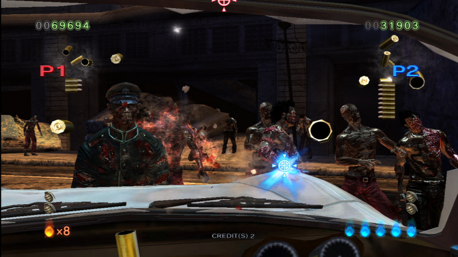House of the Dead 4 Review - Screenshot 1 of 3