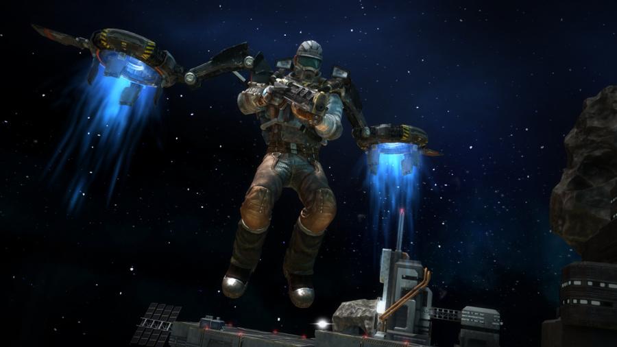 Starhawk Review - Screenshot 1 of 9