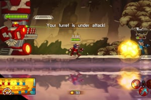 Awesomenauts Screenshot