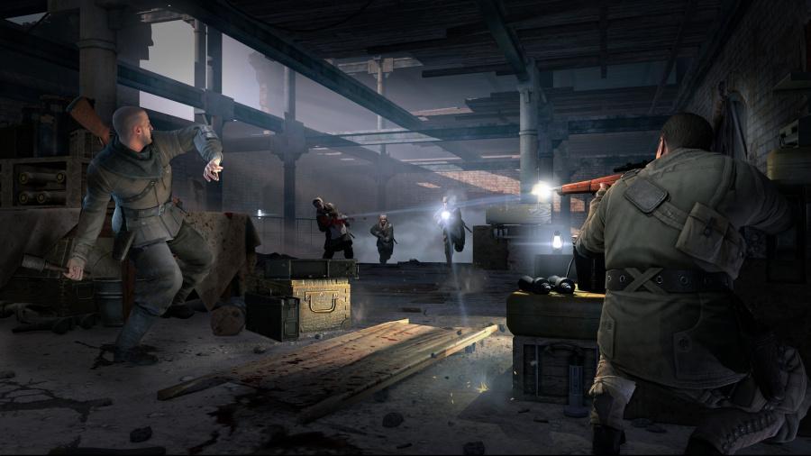 Sniper Elite V2 Review - Screenshot 1 of 5