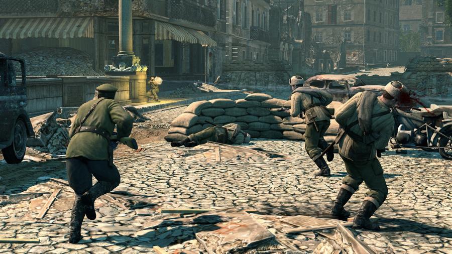 Sniper Elite V2 Review - Screenshot 2 of 5