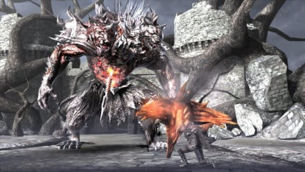 Soul Sacrifice Screenshot