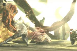 Soul Sacrifice Screenshot