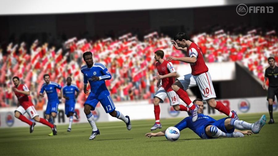 FIFA 13 Review - Screenshot 5 of 7