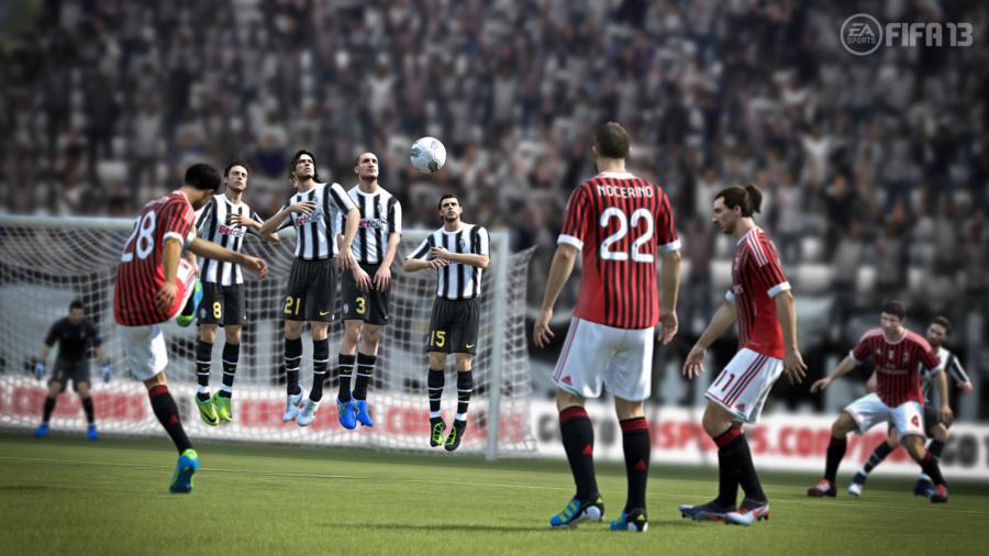 FIFA 13 Review - Screenshot 3 of 7