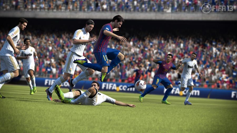 FIFA 13 Review - Screenshot 7 of 7