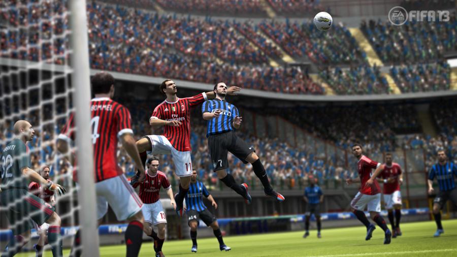 FIFA 13 Review - Screenshot 1 of 7