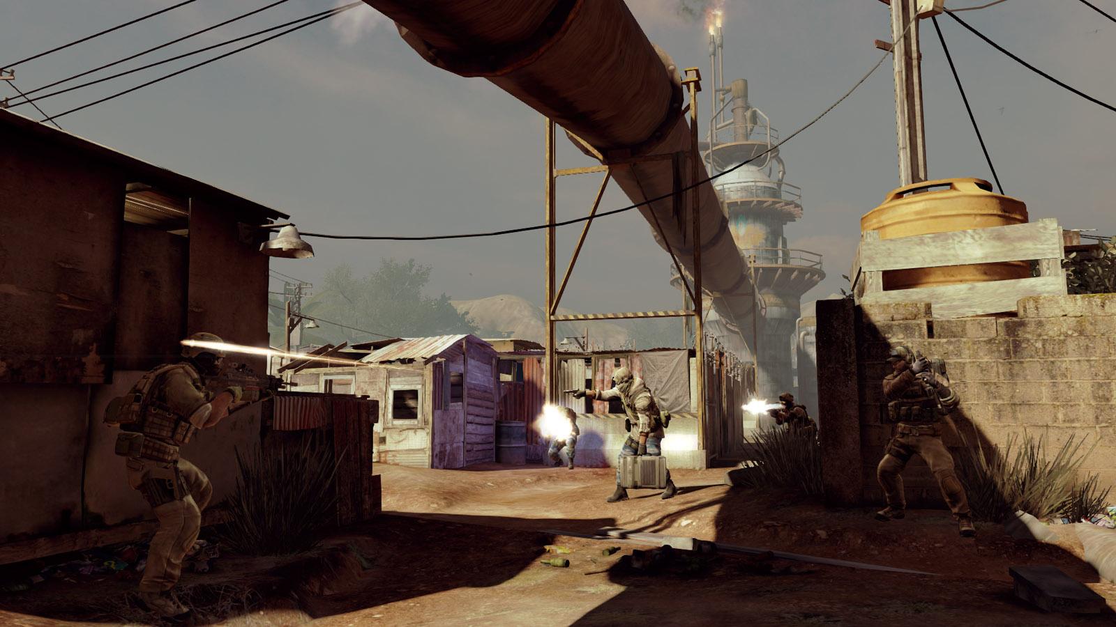 Room Cover Ghost Recon Ghost Recon Future Soldier Wii: Tom Clancy's Ghost Recon: Future Soldier Review (PS3