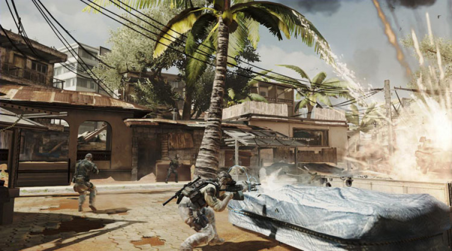 Tom Clancy's Ghost Recon: Future Soldier Review - Screenshot 1 of 7