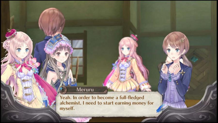 Atelier Meruru: The Apprentice of Arland Review - Screenshot 2 of 6