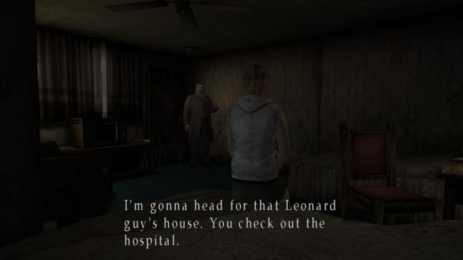 Silent Hill HD Collection Review - Screenshot 1 of 4