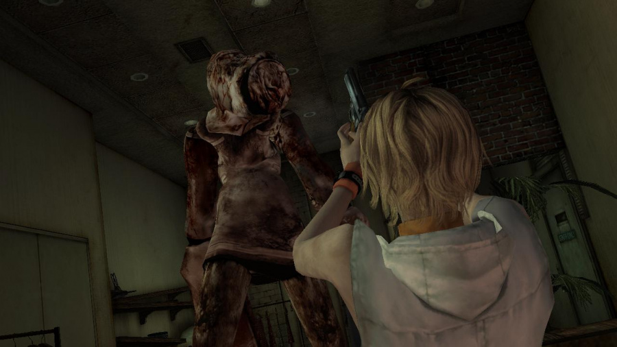 Silent Hill HD Collection Review - Screenshot 4 of 5