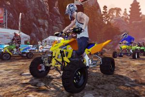 Mad Riders Screenshot