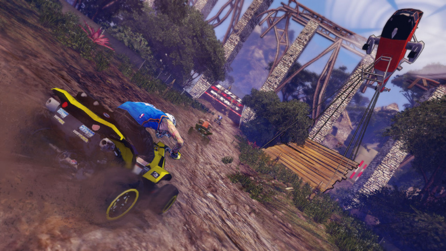 Mad Riders Review - Screenshot 2 of 4