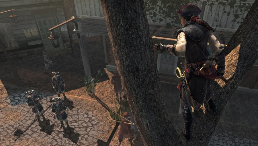 Assassin's Creed III: Liberation Review - Screenshot 5 of 6