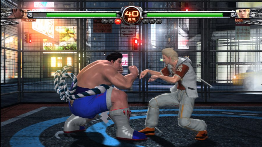 Virtua Fighter 5 Final Showdown Review - Screenshot 1 of 5