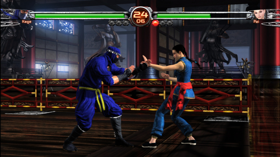 Virtua Fighter 5 Final Showdown Review - Screenshot 1 of 5