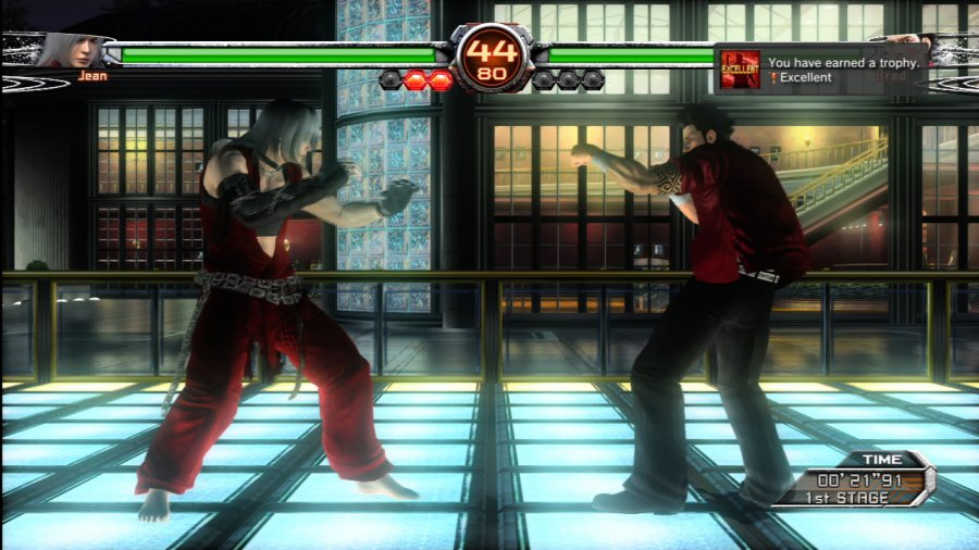 Virtua Fighter 5 Final Showdown Review - Screenshot 5 of 5
