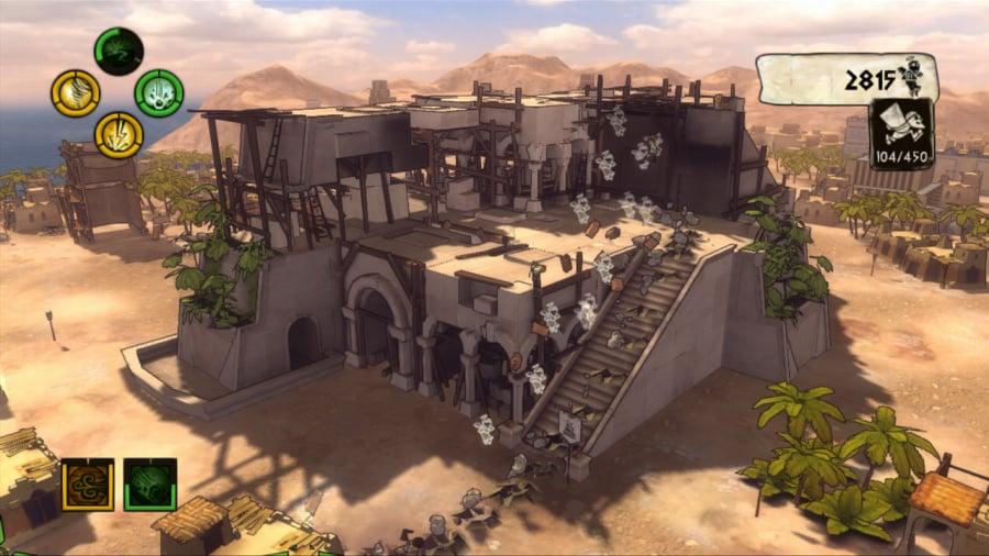 Babel Rising Review - Screenshot 1 of 6