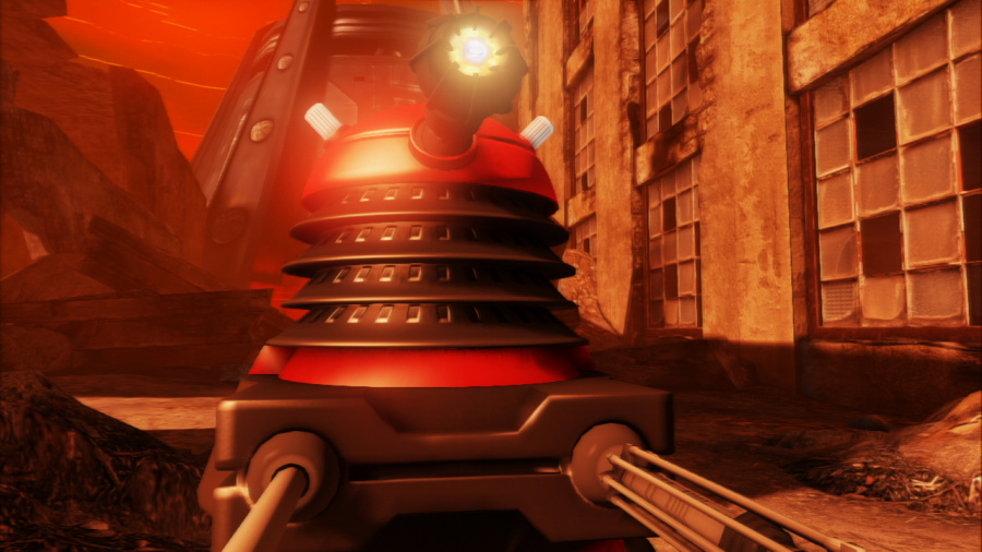 Doctor Who: The Eternity Clock Review - Screenshot 1 of 4