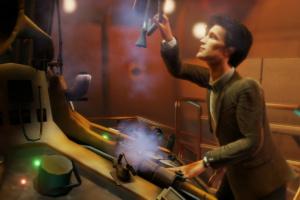 Doctor Who: The Eternity Clock Screenshot