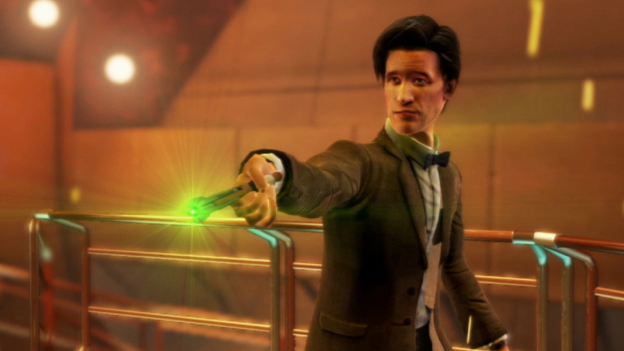 Doctor Who: The Eternity Clock Review - Screenshot 2 of 4