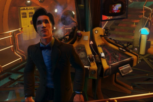Doctor Who: The Eternity Clock Screenshot