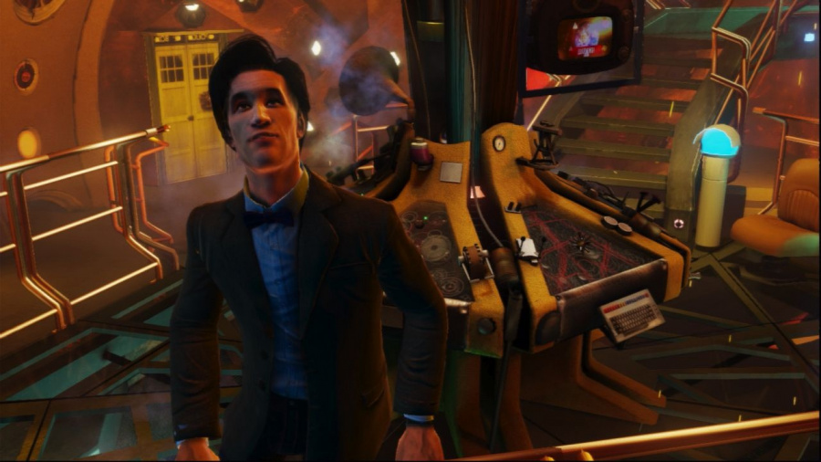 Doctor Who: The Eternity Clock Review - Screenshot 1 of 3
