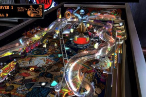 The Pinball Arcade Screenshot