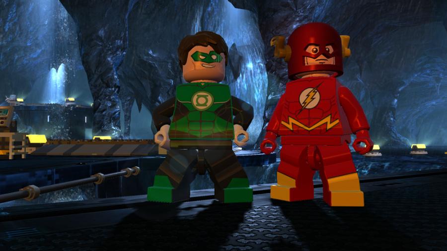 LEGO Batman 2: DC Super Heroes Review - Screenshot 2 of 5