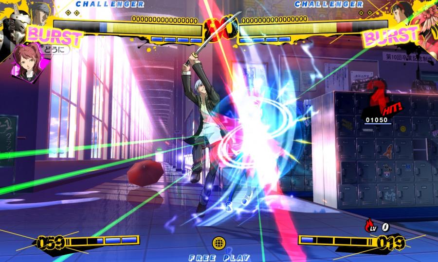 Persona 4 Arena Review - Screenshot 1 of 4