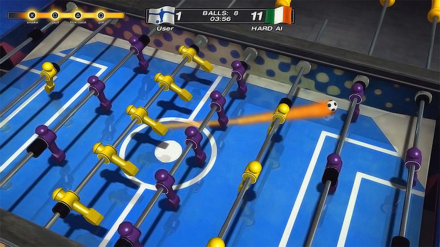 Foosball 2012 Review - Screenshot 5 of 5