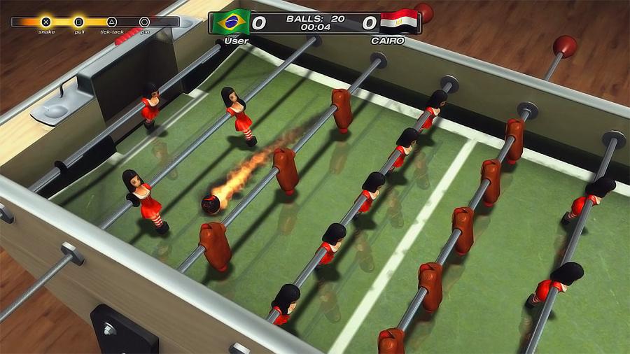 Foosball 2012 Review - Screenshot 1 of 4