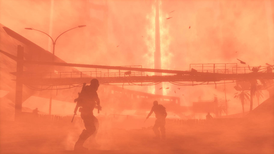 Spec Ops: The Line Review - Screenshot 1 of 4
