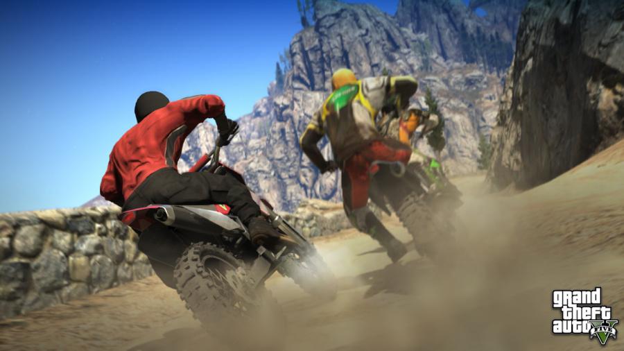 Grand Theft Auto V Review - Screenshot 3 of 8