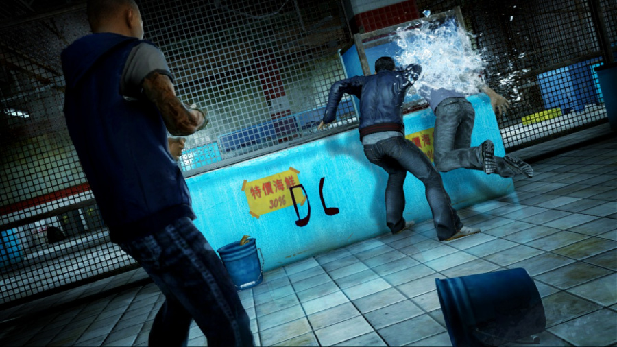 Sleeping Dogs Review - Screenshot 5 of 6