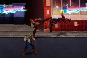 Double Dragon: Neon Screenshot