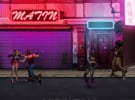 Double Dragon: Neon Screenshot