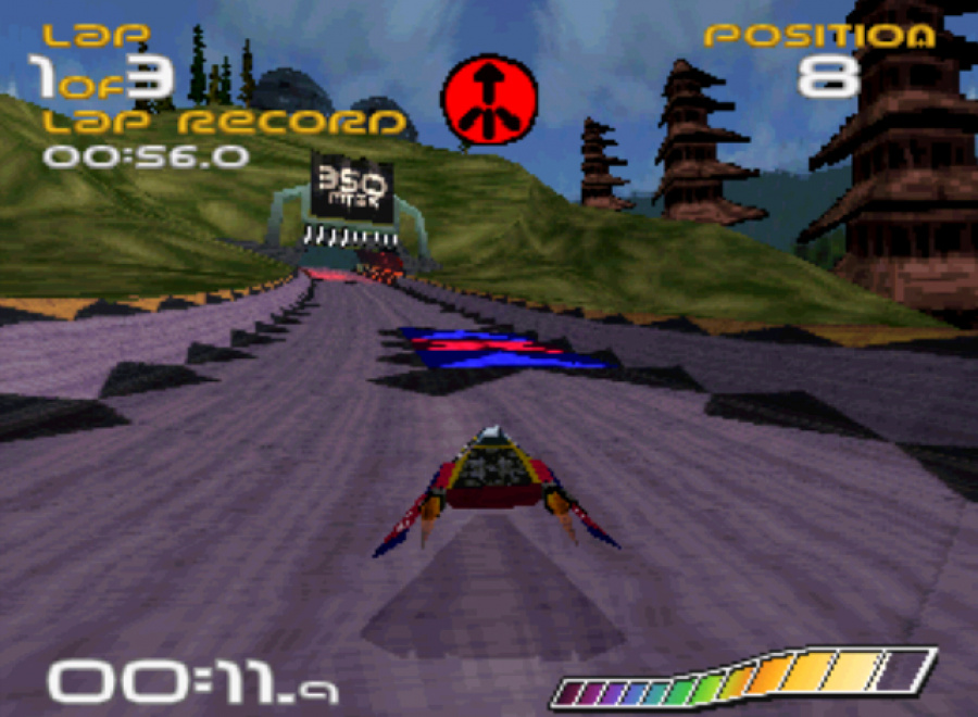 WipEout Review - Screenshot 3 of 7