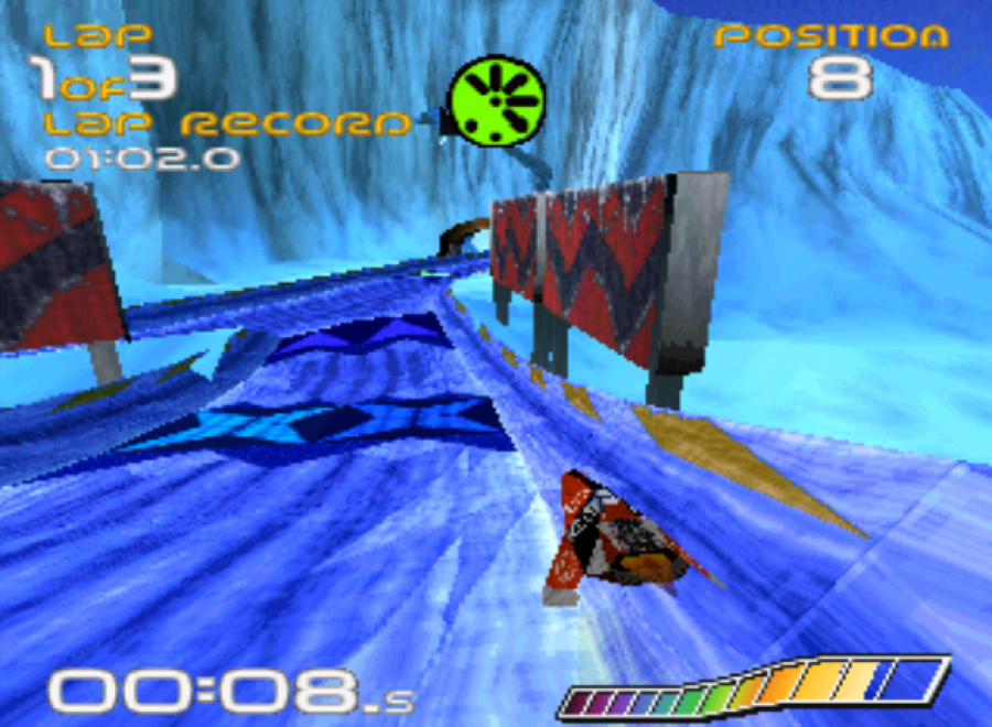 WipEout Review - Screenshot 7 of 7