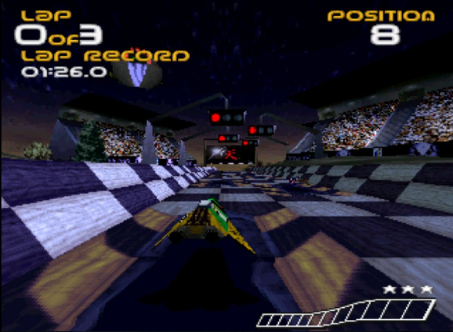 WipEout Review - Screenshot 2 of 7
