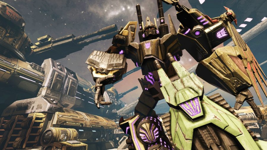 Transformers: Fall of Cybertron Review - Screenshot 4 of 6