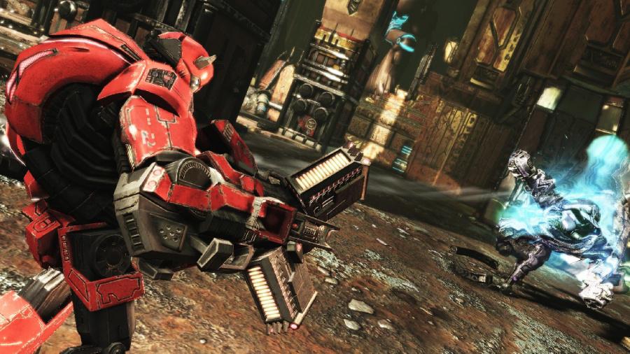 Transformers: Fall of Cybertron Review - Screenshot 5 of 6