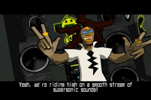 Jet Set Radio Screenshot